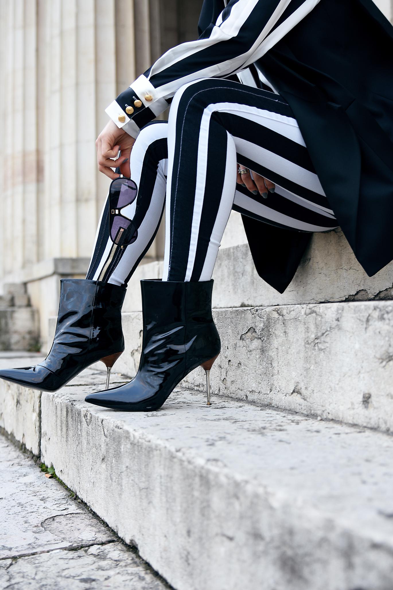 hm patent shoes
