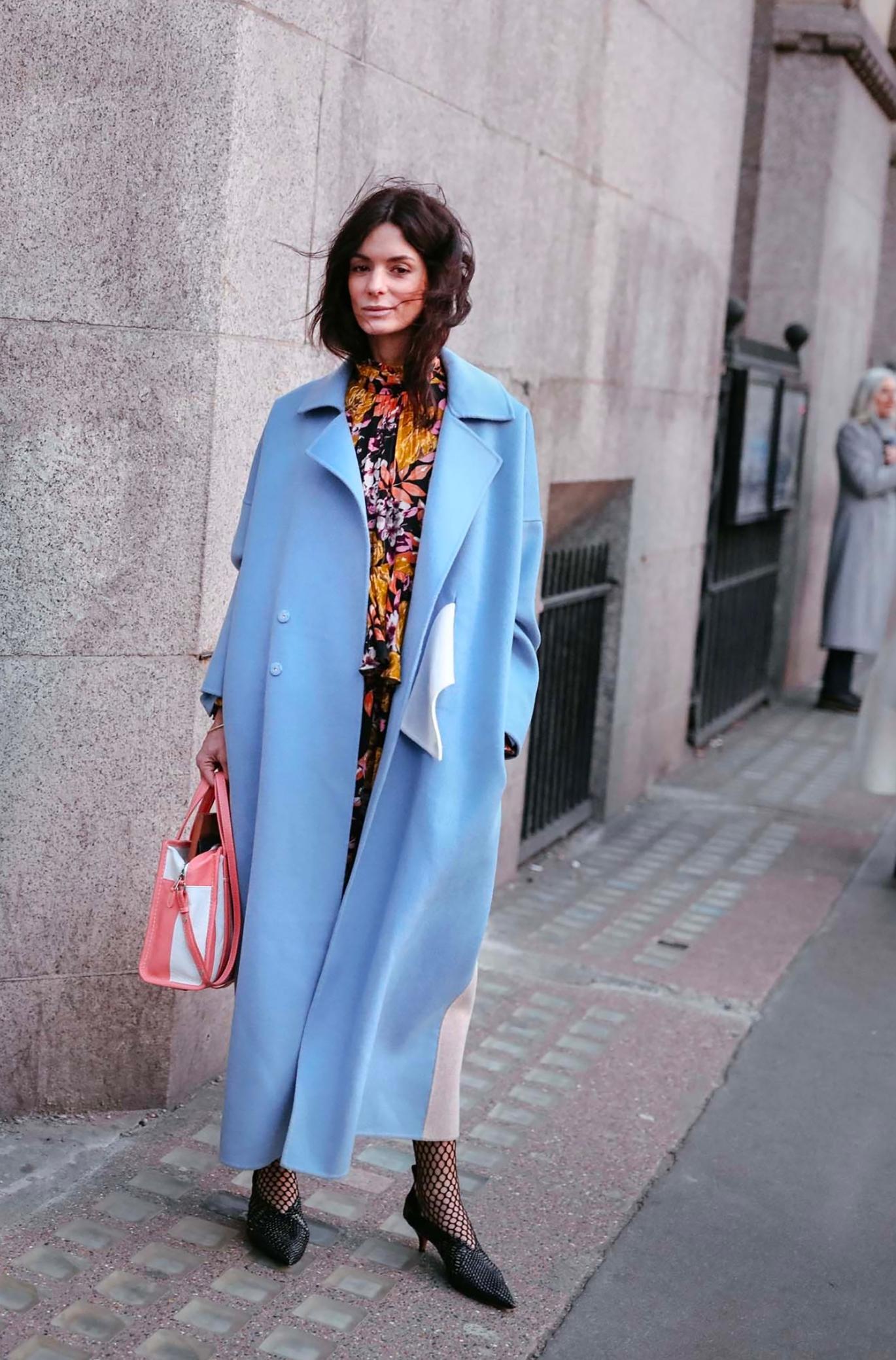 London Fashion Week Street Style As Seen On Beeswonderland