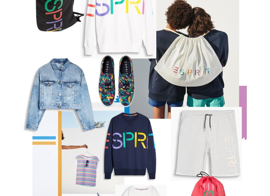esprit retro collection